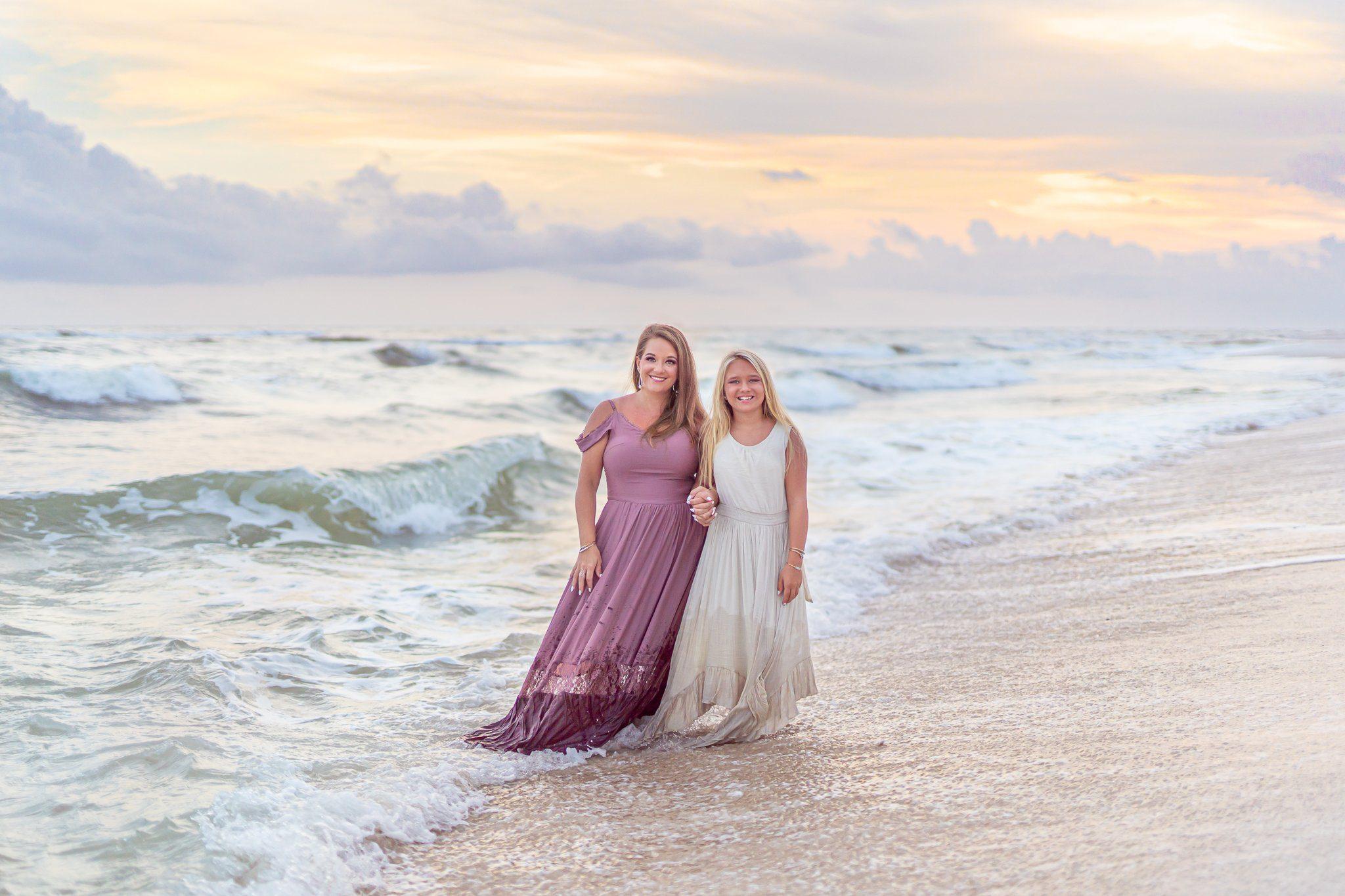 family photographers West Beach Gulf Shores