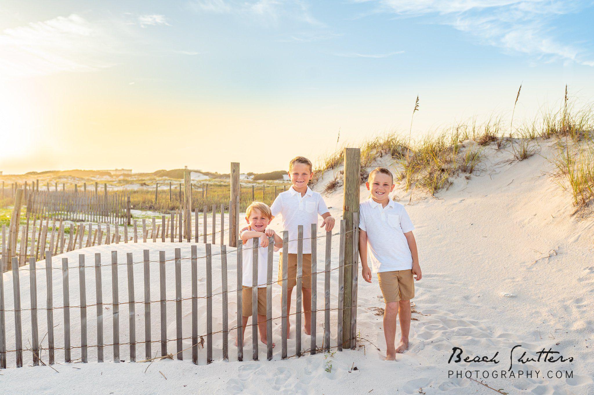 Boys at the Beach Club Gulf Shores