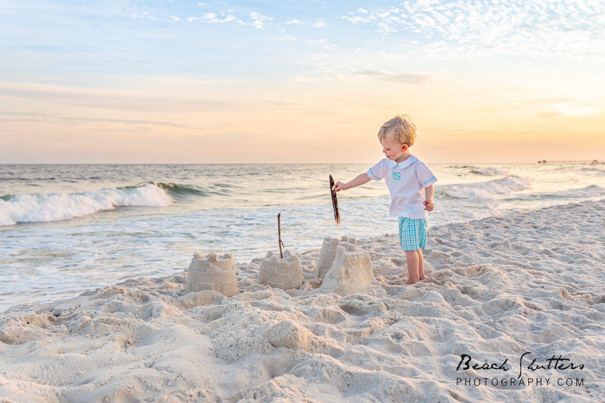Alabama Sandcastles