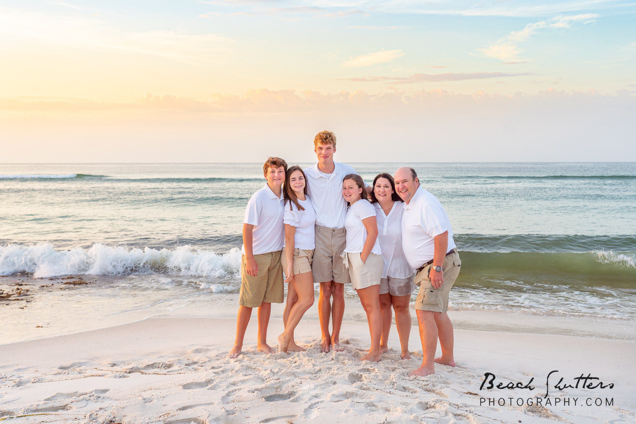 family in Gulf Shores Alabama vacations