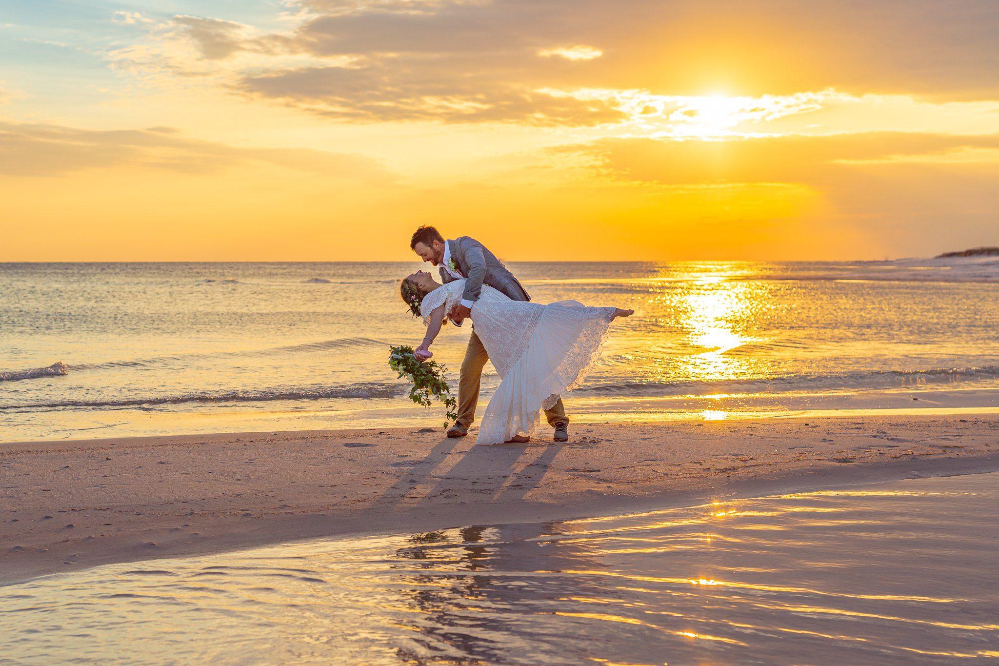 wedding photographers in Orange Beach