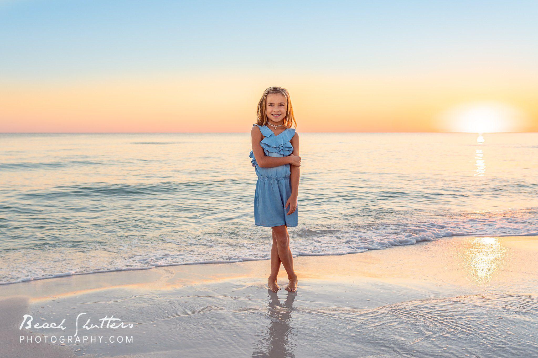 Seaside photography