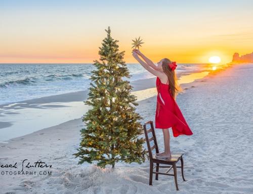 Christmas Beach Photos