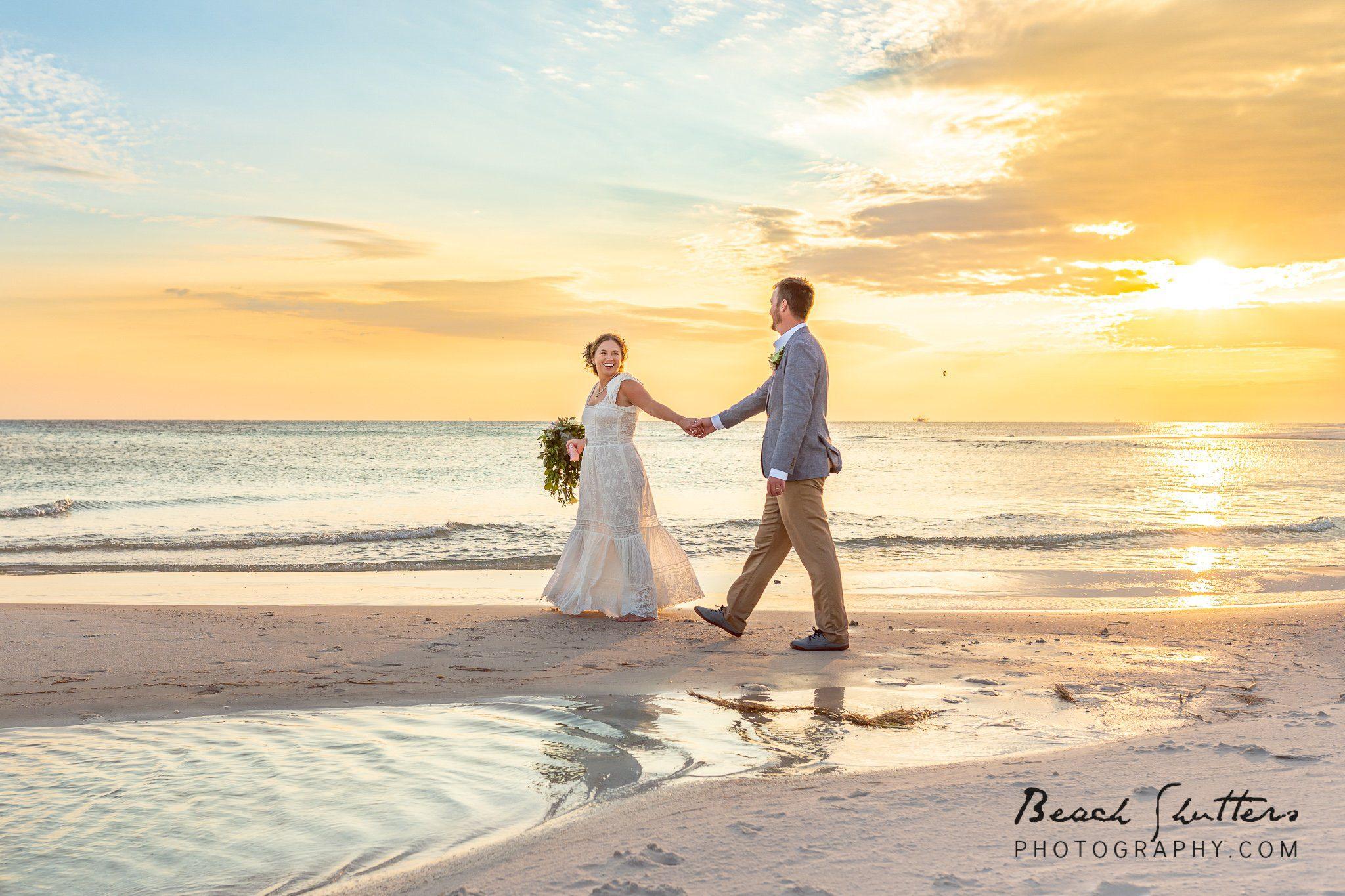 beach weddings in Alabama