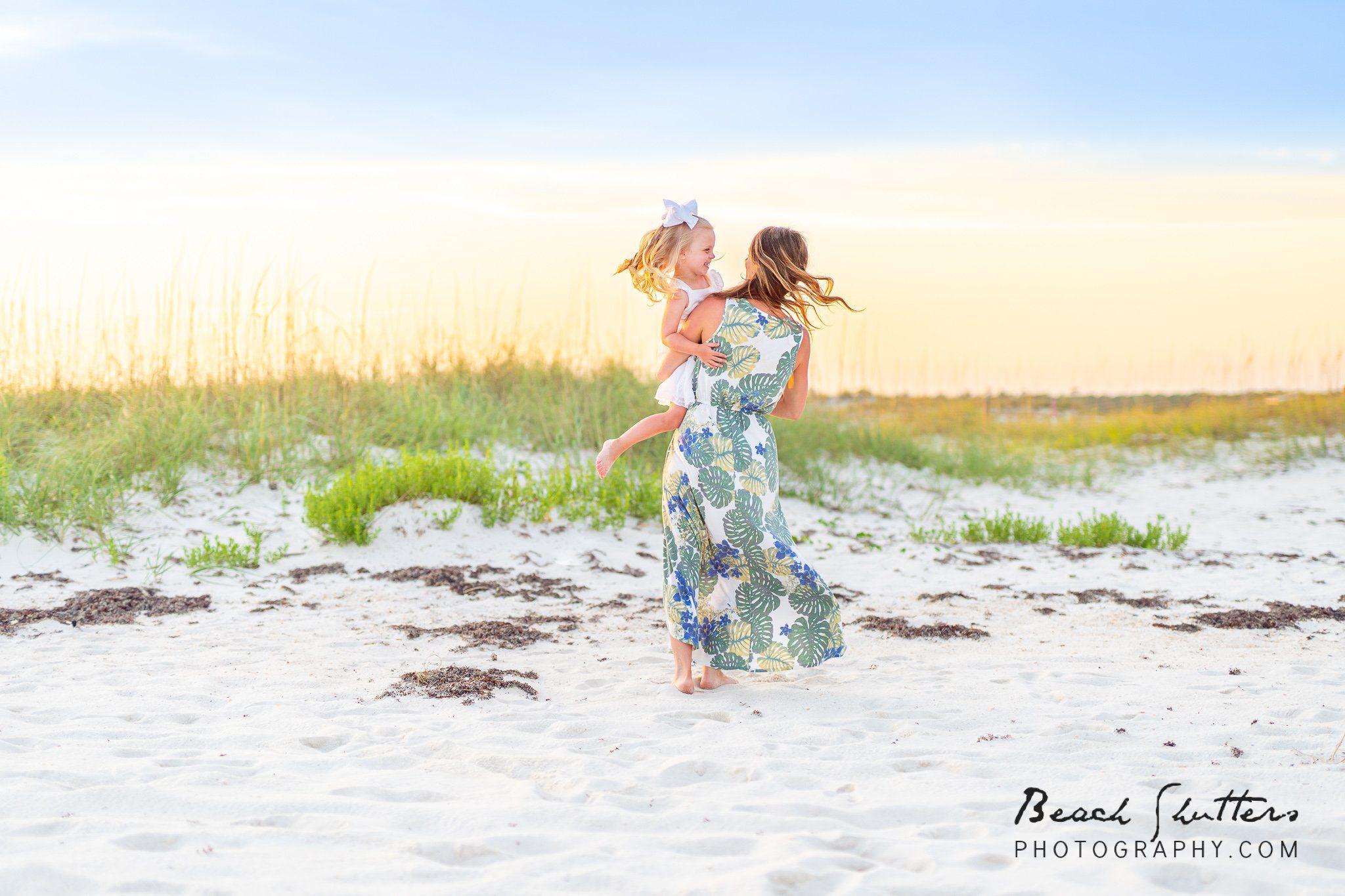 beach portrait props in Gulf Shores