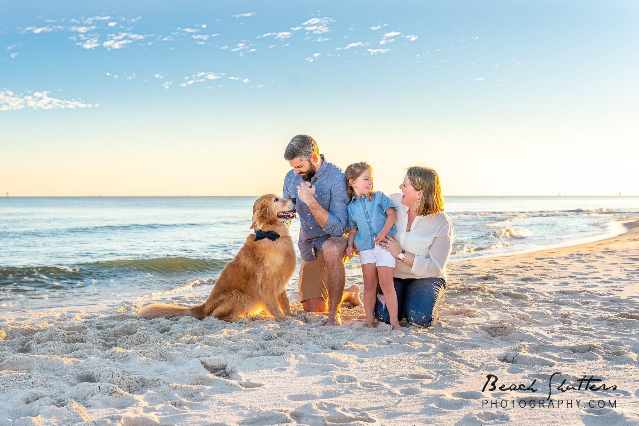 beach portraits Gulf Shores Alabama