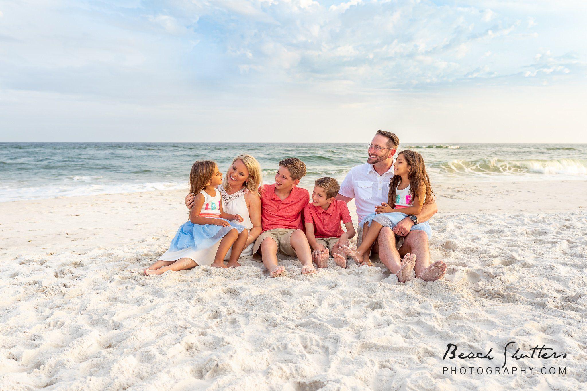 Alabama beach photographers