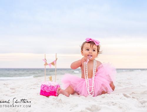 Birthday Photos at the beach