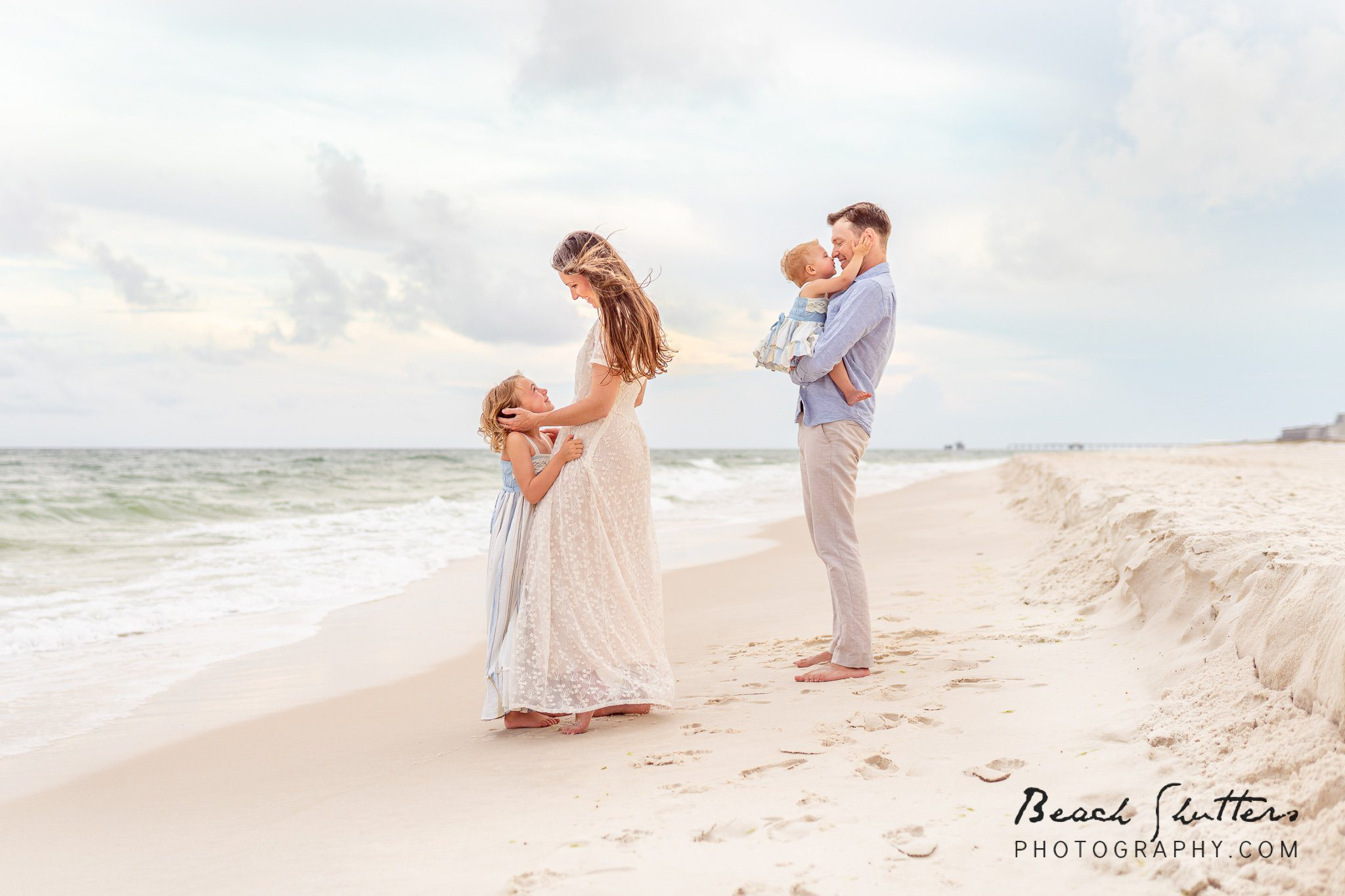 all dressed up for a photo session in Gulf Shores Al