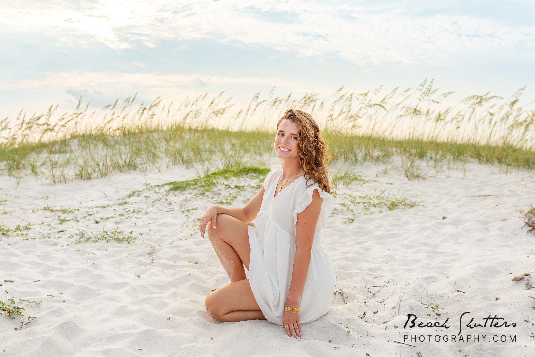 senior photos in Gulf Shores Alabama