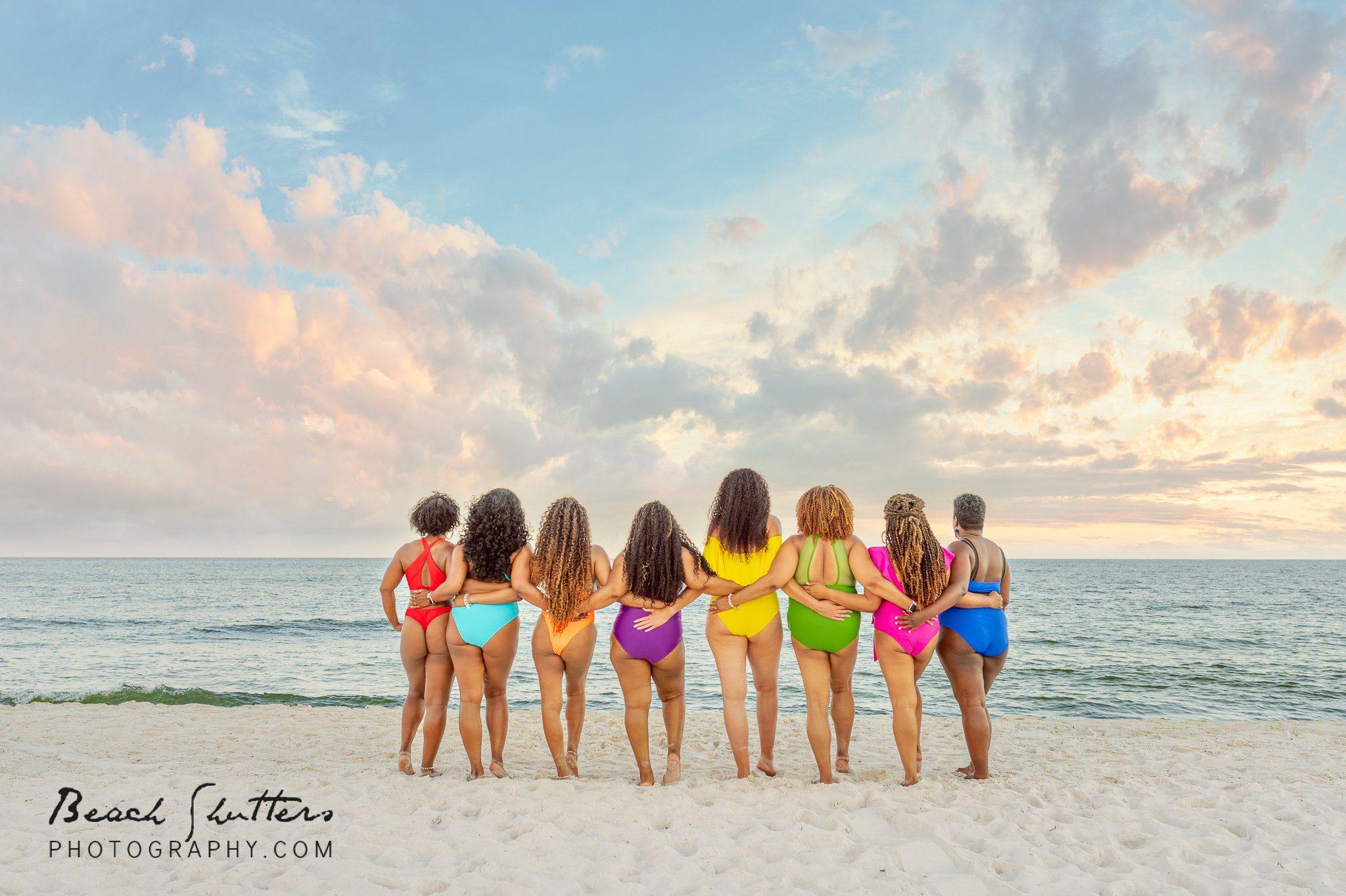 Orange Beach photographers Girls trip